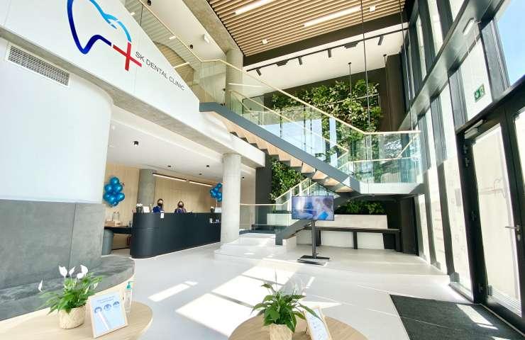 Vitajte v SK Dental Clinic Bratislava – Otvorili sme pre vás 4. pobočku na Slovensku – Nová zubná pohotovosť & zubná klinika
